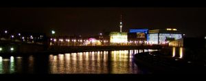 Berlin At Night by Lilywen