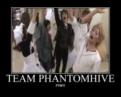 Team Phantomhive by xo-Sebby-ox