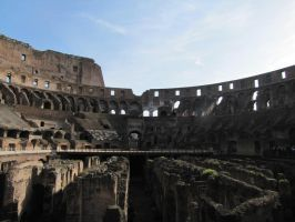In The Colosseum 2 by albert9000