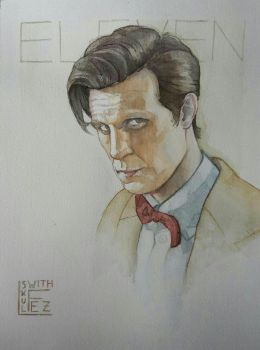eleven. by skrm13