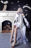 Pandora Hearts | Will of The Abyss(White Alice) by MOROZNAYA