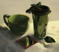 still life by thuyngan
