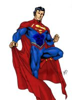 Superman 2010 by Kaz-El25