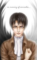 Corporal Rivaille ver.7 by Kryhelis