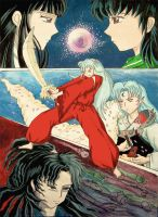 Inuyasha for contest by VaniacV