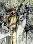 Forest Lord by Hbruton