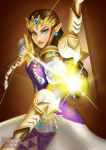 Princess Zelda Archer by kozmica-art