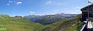 Panorama Grossglockner by bluediabolo