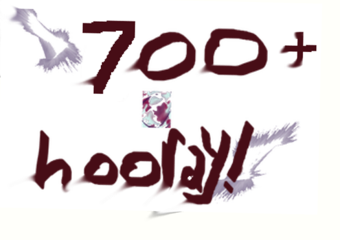 700 + deviations, new milestone! by boxingglovehands