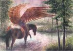 River Pegasus by In-The-Distance