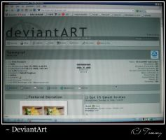 Photo of deviantART by tommyswf