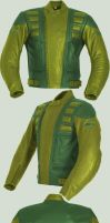 Green Arrow Classic Jacket 1 by Gangrell