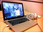 My Mac And Beats ! ! by Hernkch