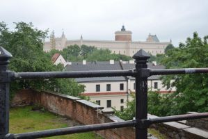 Old city of Lublin 3 by Risandell
