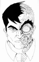 Two face by petex