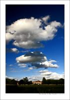 The House in the Clouds by mordoc