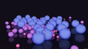 Light Marbles by kuzy62
