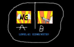 VOTE FOR A NG LEVEL ICON by tsunami264