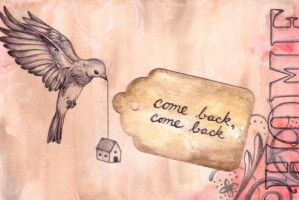 Come back, come back. by cwarren