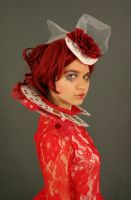 The Red Queen of Hearts 9 by MajesticStock