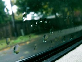 Drops On The Windshield by EmbersOfRelapse