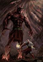 Kratos Ultimatum - last step by Flashmanya