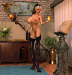 Dianna - Play with Fire by AngieAngelFish