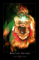 Mystical Barong ... by DonCobretti