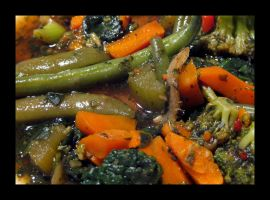 Asian Vegetable Soup by devianb