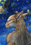 ACEO for Kelii by Dragarta