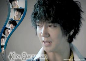 Mr Simple Yesung by annisaretry