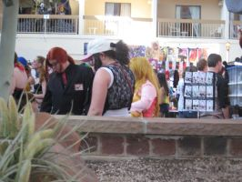 NDK 2012 Artist Alley 2 by Witts-End