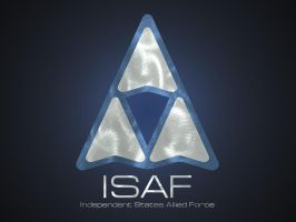 ISAF Logo Source Release by Aircraftkiller
