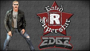 Rated R Superstar Edge Cover by edge4923