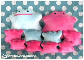 Ditto Army by Patchwork-Shark