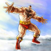 Zangief by ric3do