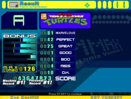 Stepmania TMNT Light by NeoMordiki