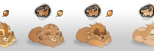 Lion adoptables(closed) by mydlas