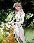 Jane Porter and the White Paint by Inspector97