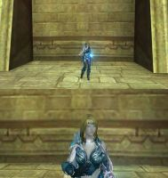 Celes Chere in Aion #10 by fallenRazziel