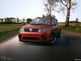 Dacia Duster Tuning 24 by cipriany