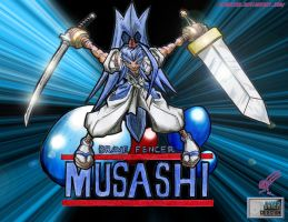 The Great Musashi by albreech