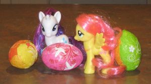 Pretty Eggs For Pretty Ponies by CheerBearsFan