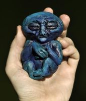 Extraterrestrial Embryo by MaComiX