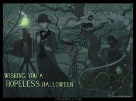 Hopeless Halloween by CopperAge