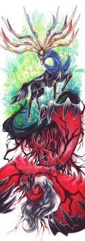 Duality I: Life and Death by ShadeofShinon