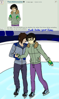 AU Ice-Skating by Ask-Snow-Prince
