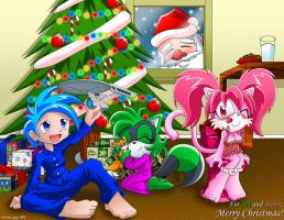 Merry Christmas 2005 by CaptRicoSakara
