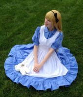 Almost Alice by TheDoorWithin