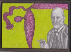 freudian uterus by the-jabber-wocky